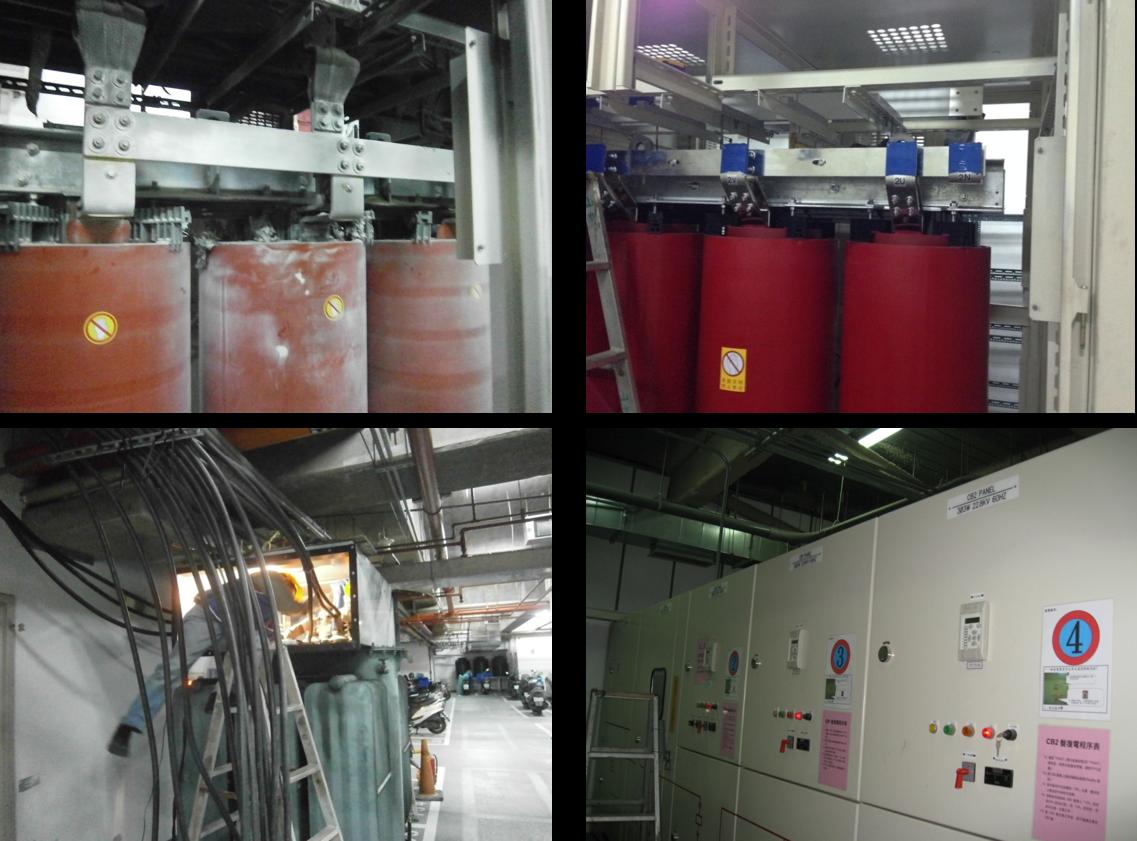 台北市辦公大樓變壓器故障搶修