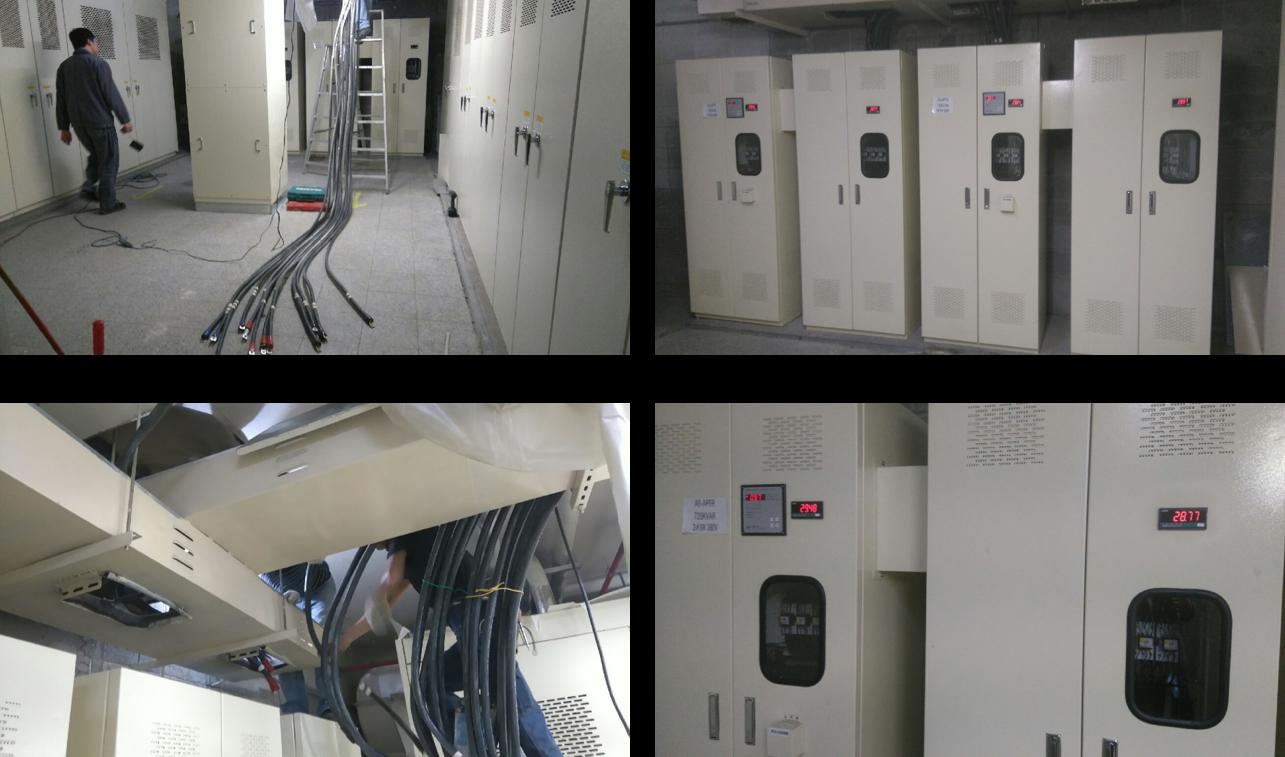台北百貨公司-電容器設備汰換